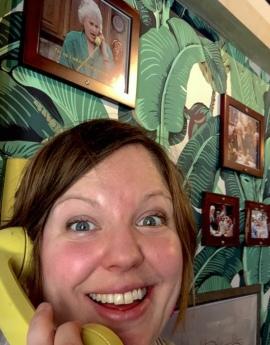 Wendy Oleson_dorothy zbornak headshot